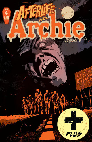 Afterlife With Archie #4+