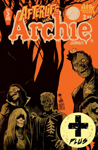 Afterlife With Archie #5+