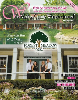 The Medina County Women's Journal