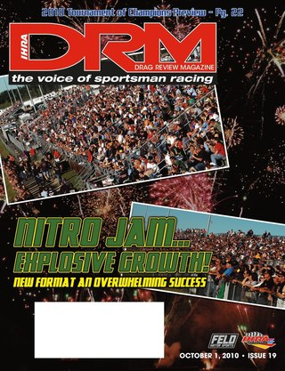 IHRA Drag Review Magazine