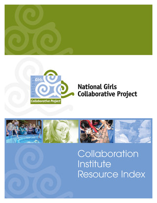 NGCP Collaboration Institute 2014