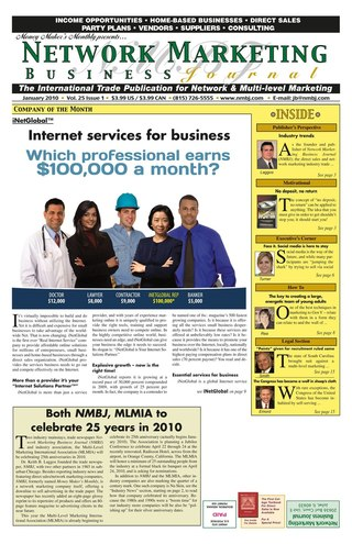Network Marketing Business Journal Online