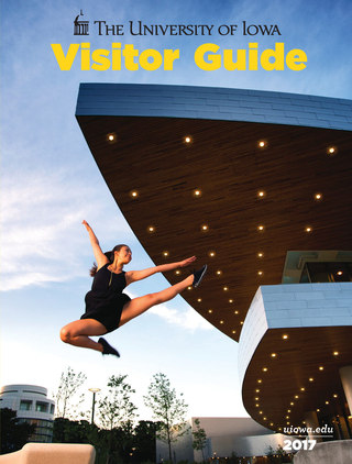 The University of Iowa Visitor Guide