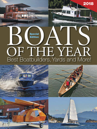 Boats of the Year 2018