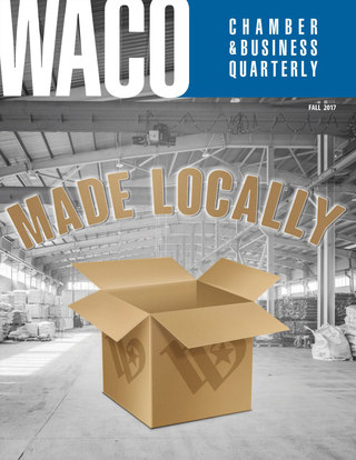 Waco Chamber and Business Quarterly Fall 2017
