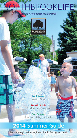Northbrook Park District Summer Guide 2014