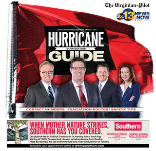 Hurricane Guide 2014