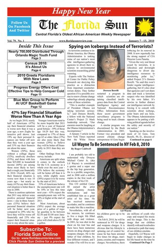 January 7 Issue