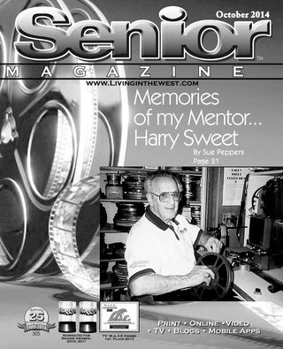 SENIOR MAGAZINE OCTOBER 2014