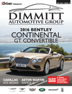 July 2015 BENTLEY CONTINENTAL GT CONVERTIBLE