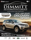 July 2016 LAND ROVER DISCOVERY SPORT