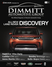 February - 2017 LAND ROVER DISCOVERY