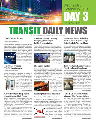 Transit Daily News