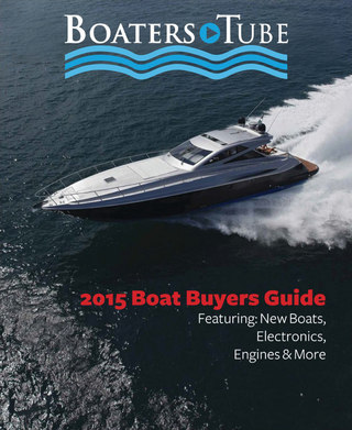 2015 Boat Buyers Guide