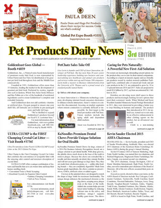 Pet Products Daily News