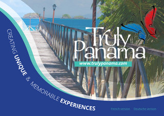 Truly Panama Brochure - English -