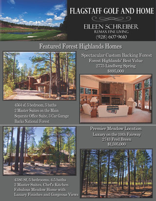 Flagstaff Golf and Home March 2015
