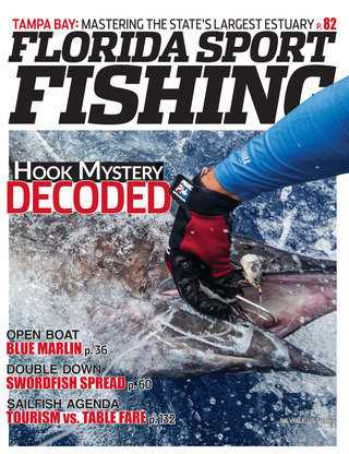 Florida Sport Fishing July/August 2017 Volume 16 Issue 4