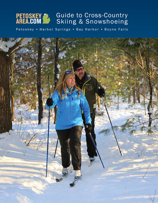 Petoskey Area XC Skiing and Snowshoeing