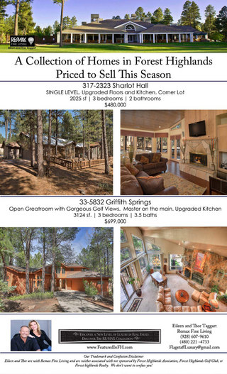 Remax Collection in Forest Highlands