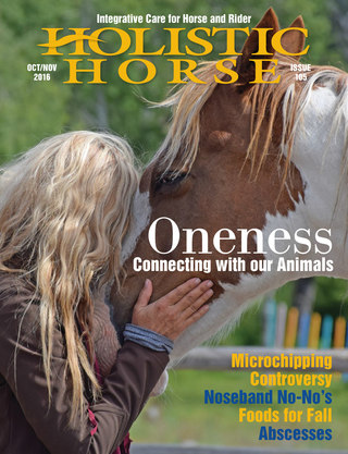Holistic Horse Oct/Nov. 2016