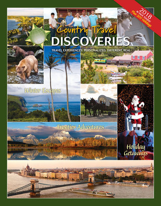 2018 Discovery Tours Catalog (First Edition)