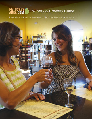 Petoskey Area Winery and Brewery Guide