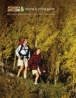Petoskey Area Hiking & Biking Guide