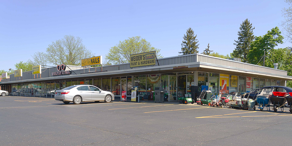 Weiders Hardware has been serving the Rochester, N.Y., market since 1879.