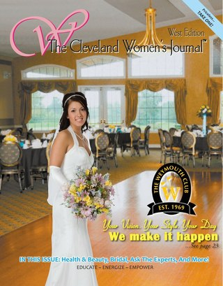 The Cleveland Women's Journal West Edition