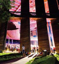 Wolf Trap National Park for the Performing Arts, Virginia Tourism Corporation.