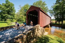 Cycling along Maryland's Scenic Byways, Clark Vandergrift/Visit Maryland