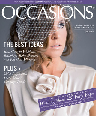 Occasions Magazine Georgia Edition