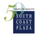 50 YEARS QUALITY SOUTH COAST PLAZA