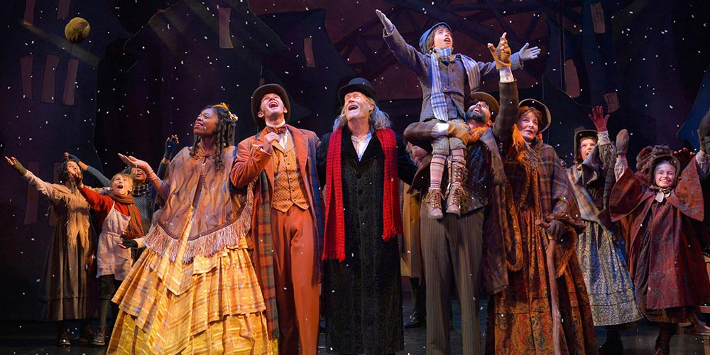 Photo courtesy of American Conservatory Theater   A Christmas Carol