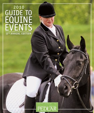 Guide to Equine Events