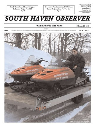South Haven Observer