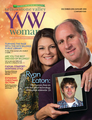 Yellowstone Valley Woman Magazine