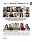 Enterprising Women 2016