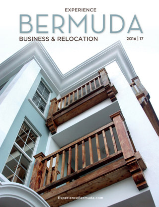 Experience Bermuda Business and Relocation Guide