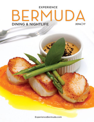 Experience Bermuda Dining And Menu Guide