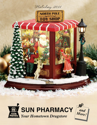 Sun Pharmacy Gift Guide