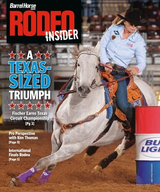 Barrel Horse News Rodeo Insider