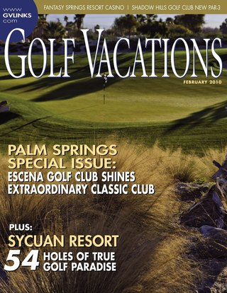 Golf Vacations Magazine