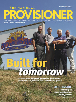 The National Provisioner