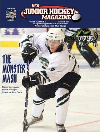 Junior Hockey Magazine