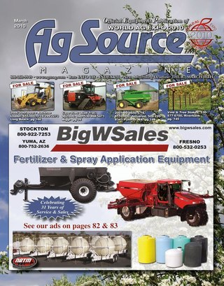 AG Source March 2010