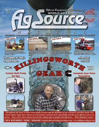 AgSource April 2010