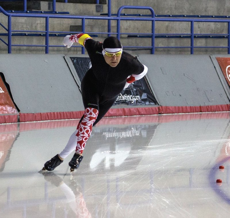 Kevin Frost is a three-time World Blind Champion in short track speed skating and ranks 13th in the world against able-bodied skaters.  Lions have sponsored Frost in many competitions.