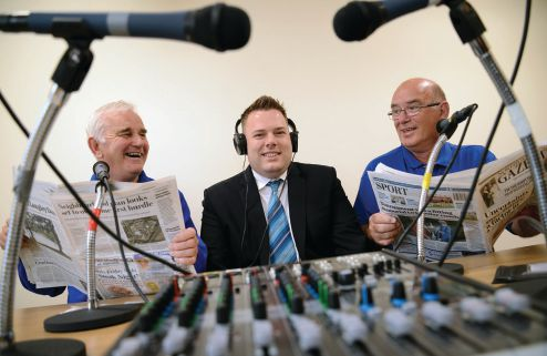Lions record stories from the Northumberland Gazette.